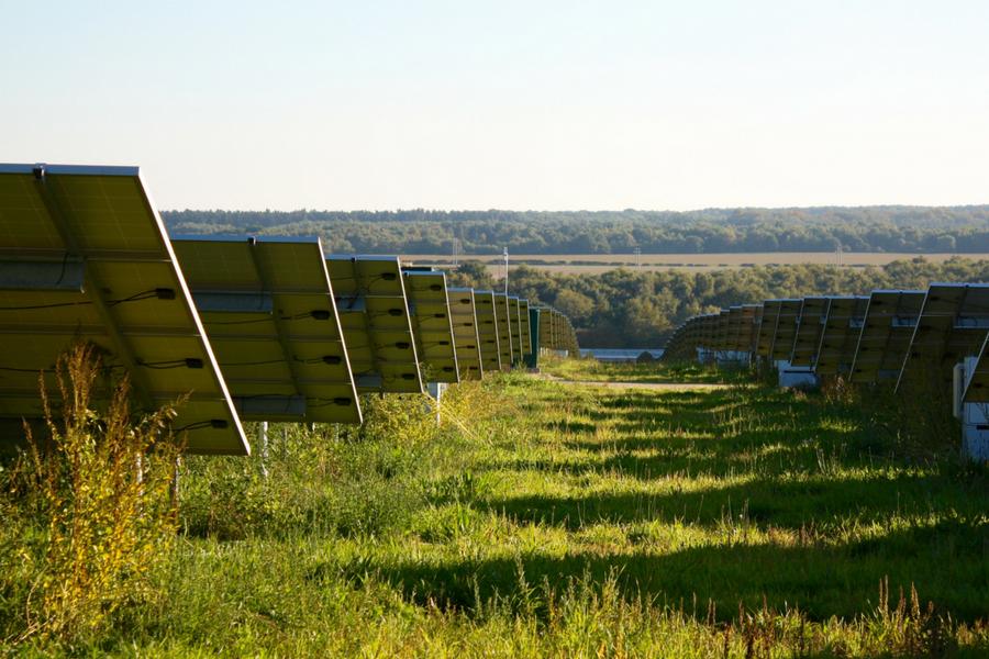 Subsidy free solar