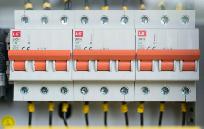 behind the meter battery storage