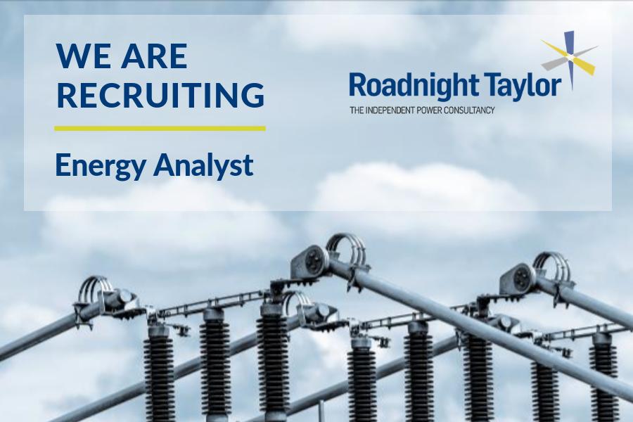 Energy Analyst Job Vacancy