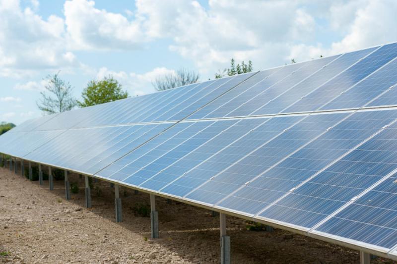 solar makes a come back