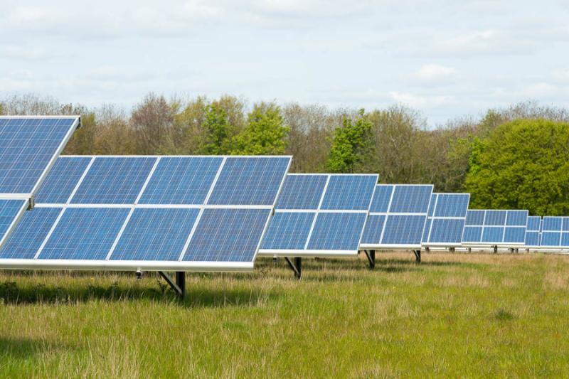 solar market returns