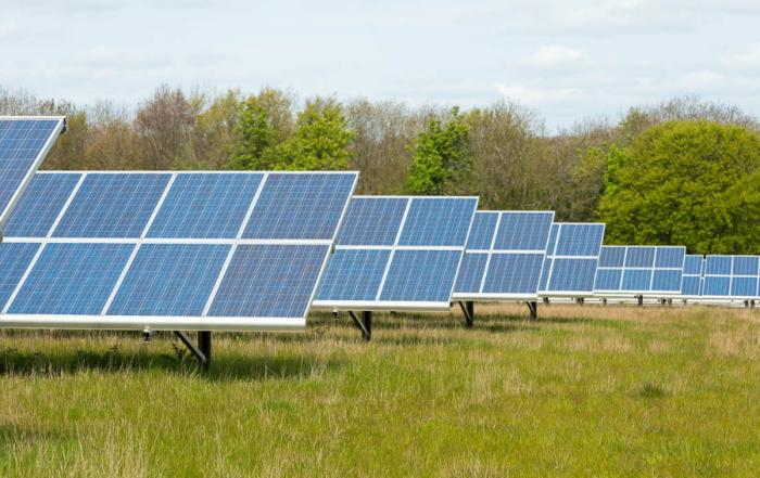 50MW solar grid capacity Nottinghamshire
